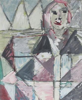 """Арт-студия """"Кентавр"""" - """"Портрет"""". 1983г. №012139"""