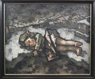 "Арт-студия ""Кентавр"" - ""Кукла в деревне""  №012233"