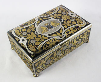 "Арт-студия ""Кентавр"" - Коробка для сигар в стиле модерн №012461"