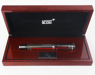 """Арт-студия """"Кентавр"""" - Перьевая ручка «Sir Henry Tate» из коллекции «Покровитель искусств». Limited Edition 4810  №012513"""