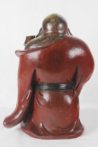 """Арт-студия """"Кентавр"""" - Скульптура бронзовая """"Хотей с молотом"""" №012790"""