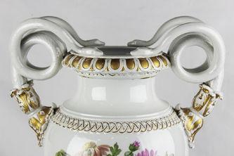 "Арт-студия ""Кентавр"" - Большая антикварная ваза №012807"