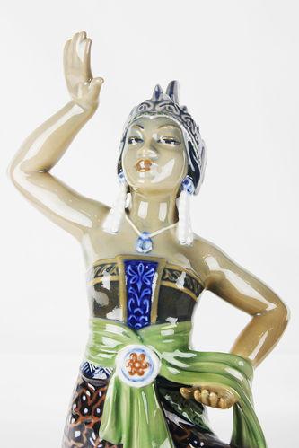 "Арт-студия ""Кентавр"" - Статуэтка ""Индонезийская танцовщица"" №012877"