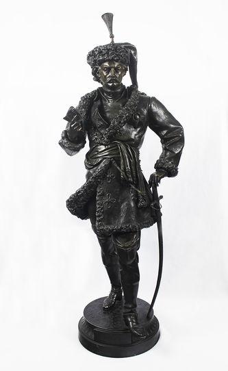 "Арт-студия ""Кентавр"" - Старинная скульптура ""Царь Петр I"" №013204"