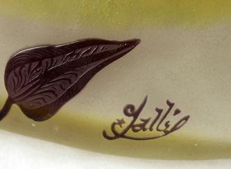 """Арт-студия """"Кентавр"""" - Ваза декоративная с цветочным орнаментом №013376"""