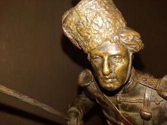 """Арт-студия """"Кентавр"""" - Скульптура бронзовая """"Гвардейский донской казак"""" №013891"""