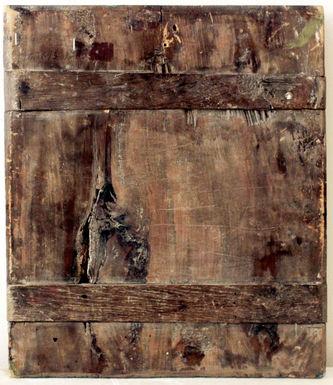 """Арт-студия """"Кентавр"""" - Старинная икона """"Святой Апостол Иоанн Богослов"""" №014156"""