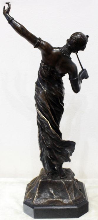 "Арт-студия ""Кентавр"" - Бронзовая скульптура ""Танцовщица"" №014307"