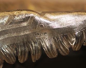 """Арт-студия """"Кентавр"""" - Старинная серебряная хлебница (сухарница) в русском стиле в виде лыковой корзины с рушником (салфеткой) №014313"""