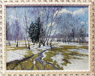 """Арт-студия """"Кентавр"""" - """"Весна идет"""" №014324"""
