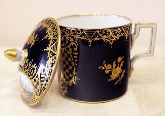 "Арт-студия ""Кентавр"" - Чайная пара с крышкой №014345"