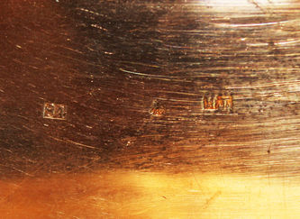 """Арт-студия """"Кентавр"""" - Табакерка с изображением памятника «Минину и Пожарскому» и Верхних Торговых рядов №014423"""