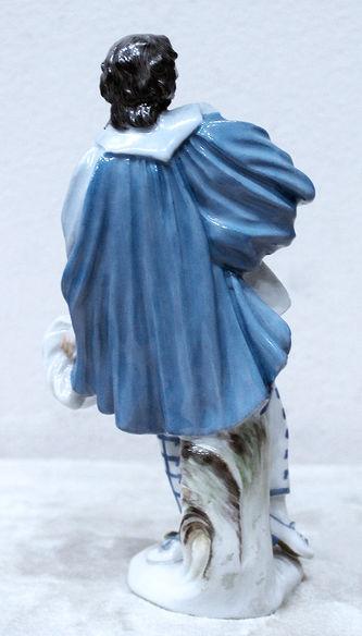 "Арт-студия ""Кентавр"" - Статуэтка ""Бригелла"" из серии ""Commedia dell""Arte"" (""Комедия Дель Арте""). №014607"
