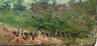 """Арт-студия """"Кентавр"""" - """"Сельский пейзаж"""" №014766"""