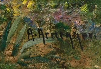 """Арт-студия """"Кентавр"""" - """"Прибрежный пейзаж"""" №014767"""