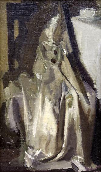 """Арт-студия """"Кентавр"""" - """"Белое платье ночью"""" №014797"""