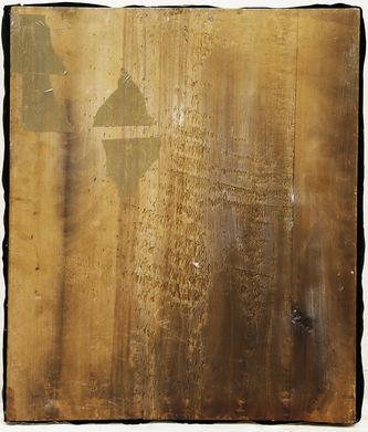 """Арт-студия """"Кентавр"""" - Старинная икона """"Господь Вседержитель"""" в окладе с камнями №014998"""