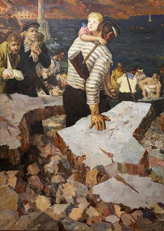 """Арт-студия """"Кентавр"""" - """"Севастополь, 1942 год"""" №015055"""
