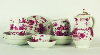 """Арт-студия """"Кентавр"""" - Сервиз чайный (26 предметов). №003356"""
